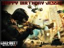 A4 Call Of Duty Black Ops 2 Edible Icing Birthday Cake Topper COD